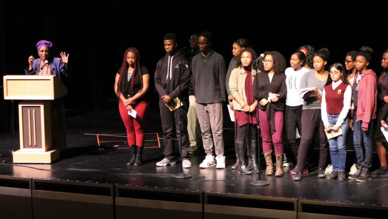 Black Student Union Hosts MLK Tribute Night
