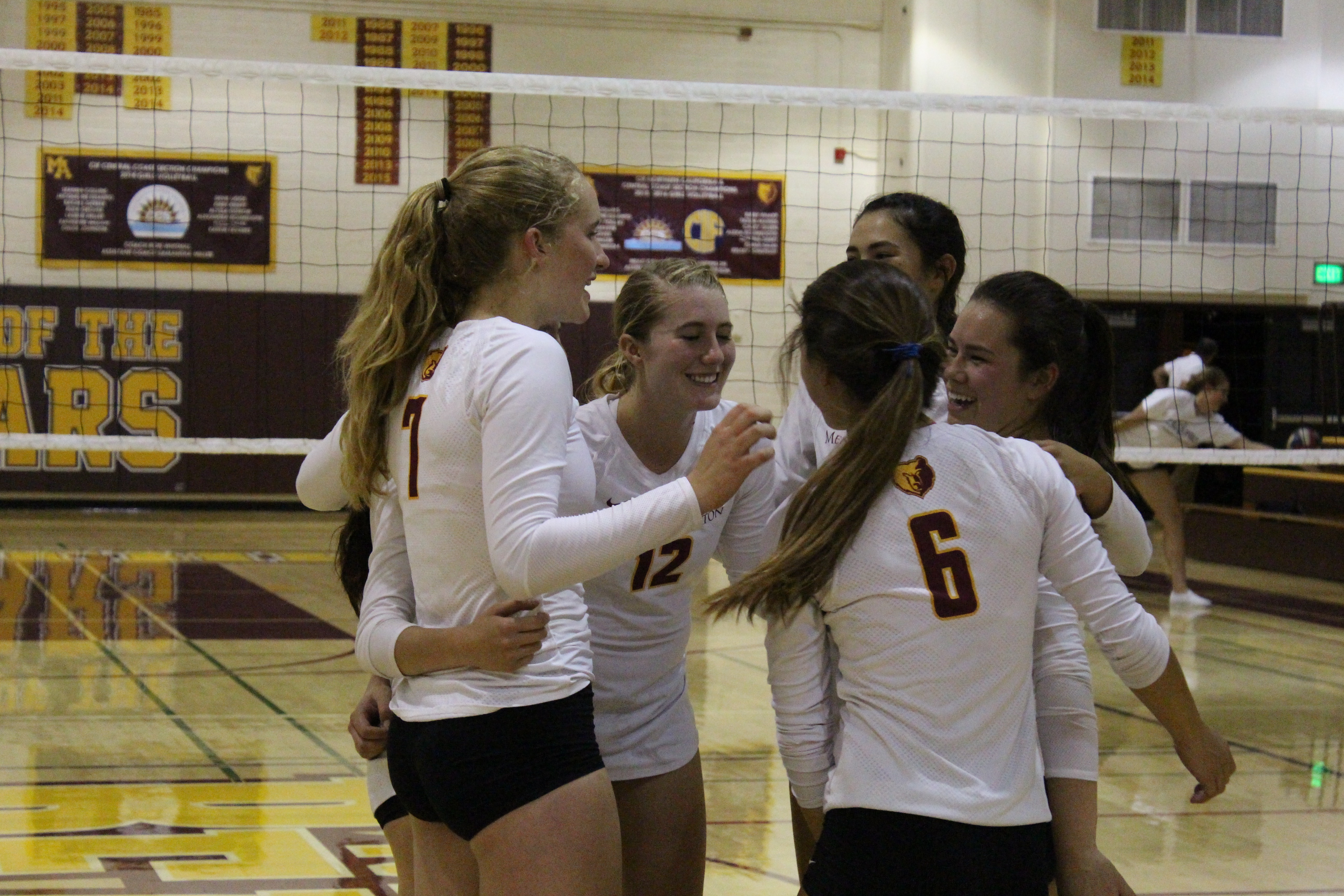 M-A Volleyball Loses Hard-Fought Preseason Match Versus St. Ignatius