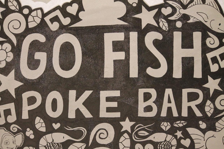 Bear Bites: Go Fish Poke Bar