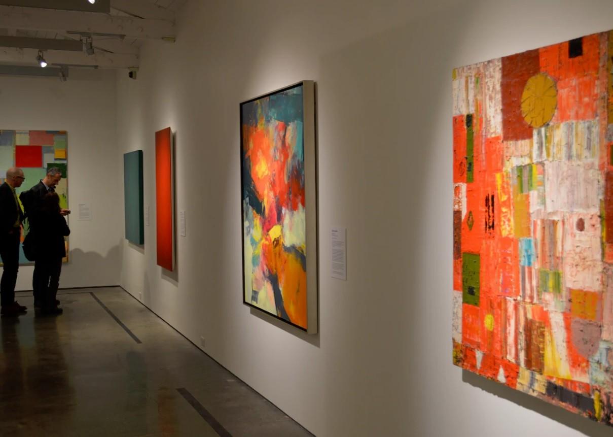 Palo Alto Art Center Brings Back Color