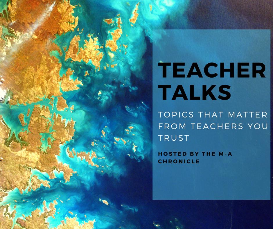 Teacher Talks: The Refugee Crisis with Mrs. Shloss