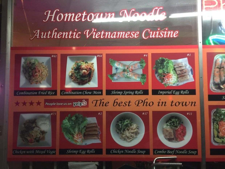 Bear Bites: Hometown Noodle