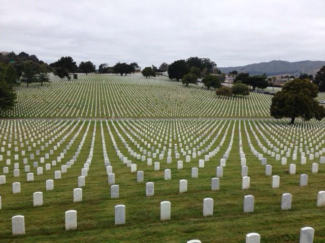 Volunteers plant flags to honor veterans on Memorial Day