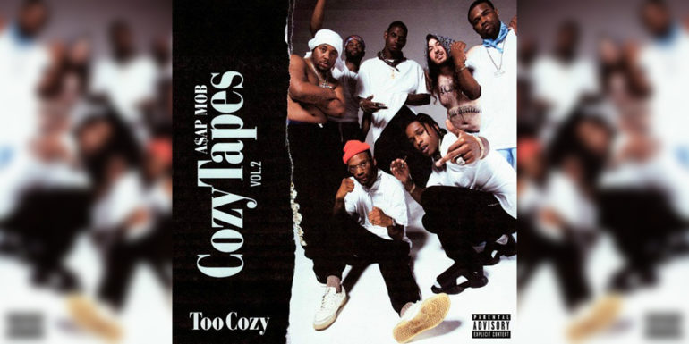 "A$AP Mob celebrates their lavish lifestyle on ""Cozy Tapes Vol. 2""— while not taking things too seriously"