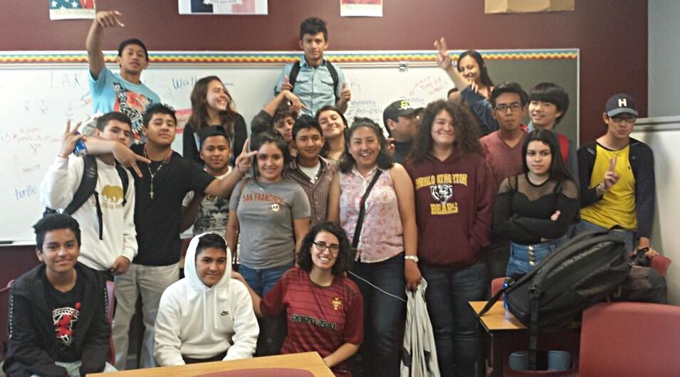 English Language Development teachers change lives