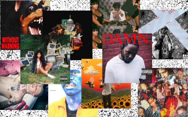 Best albums of 2017's new wave of hip hop
