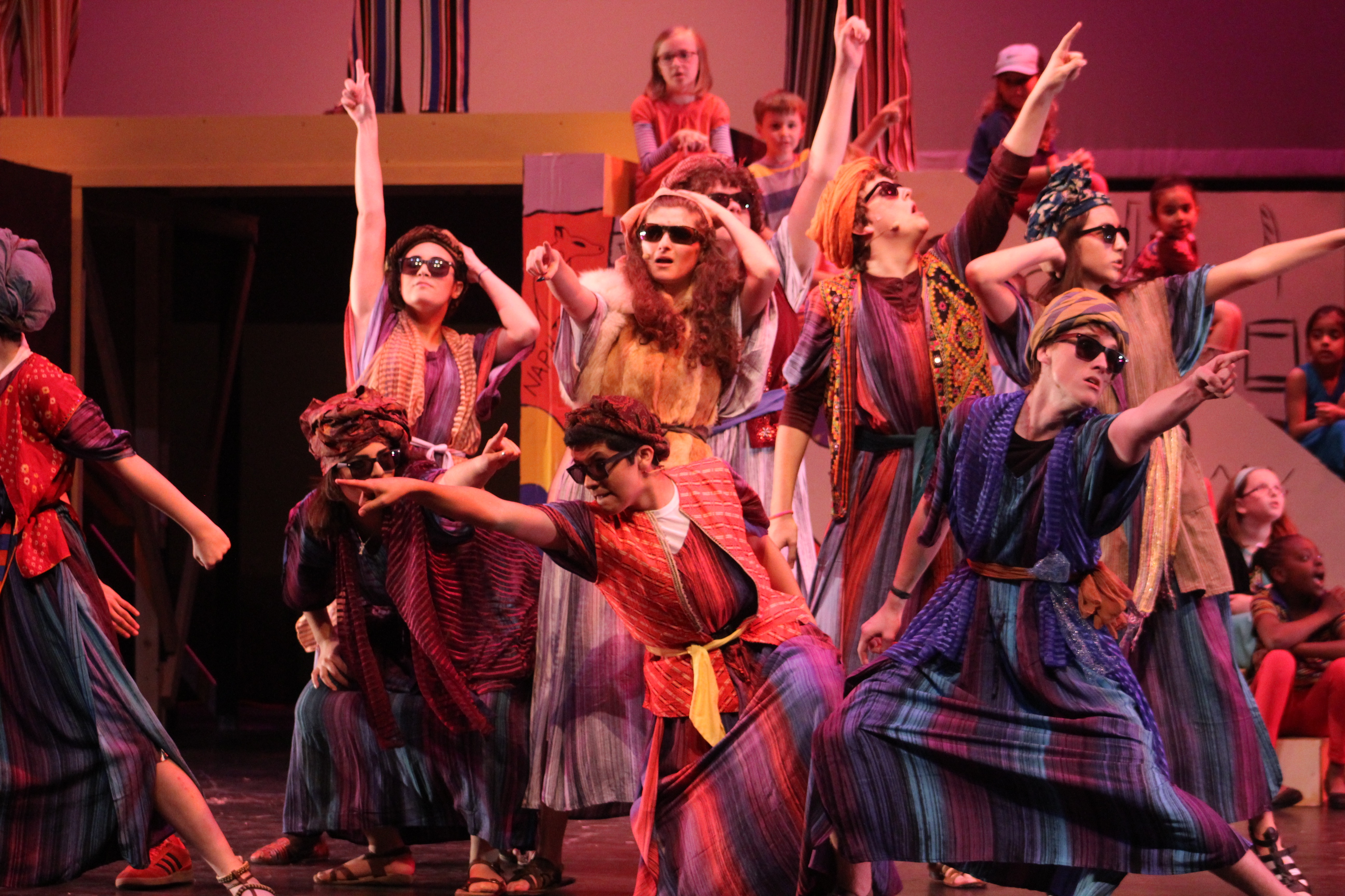 Joseph amazes audiences with colorful music and characters