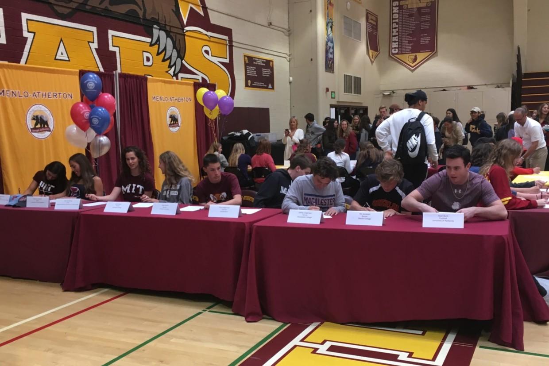 Signing Day celebrates star athletes
