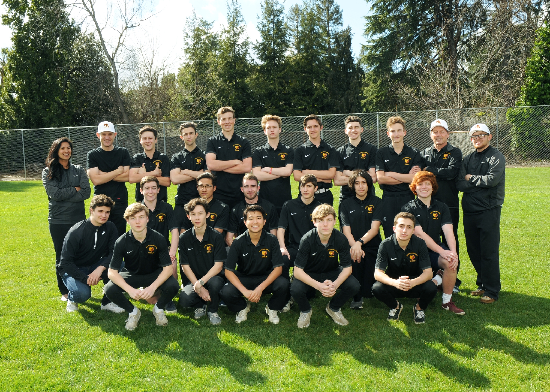 Boys golf closes successful season with disappointing finish
