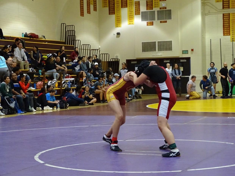 Eighteen Schools Participate in Bear Bash Wrestling Tournament