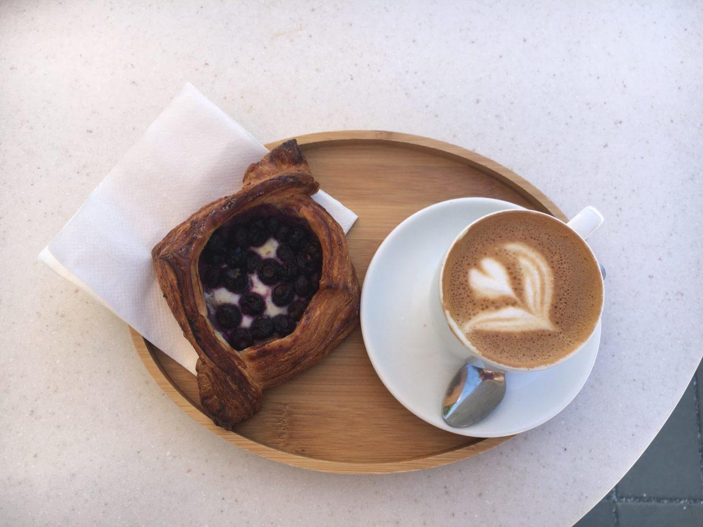 Saint Frank Coffee Opens Kiosk on Alma Street