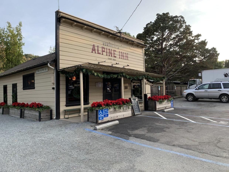 Three Months After Opening, the Alpine Inn is Still Popular