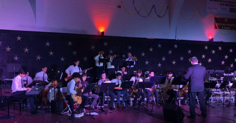 The Big Band Dance: In Full Swing
