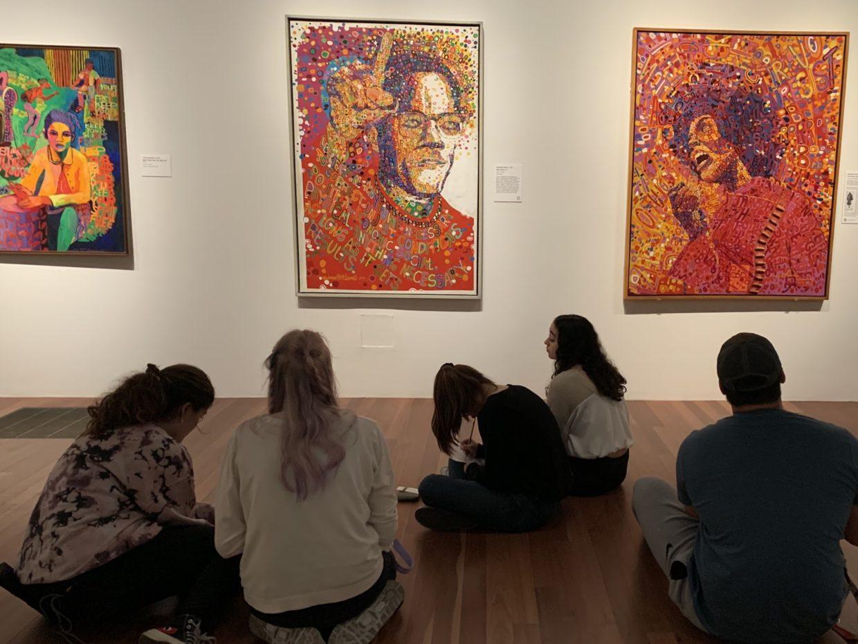 Juniors and Seniors Visit De Young Museum