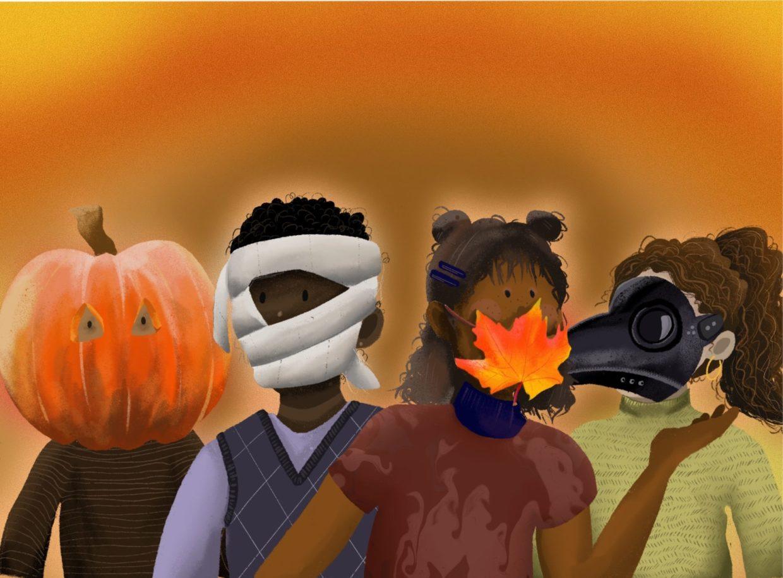 Halloween Comics: Quarantine Edition