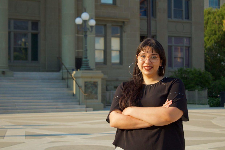 Lissette Espinoza-Garnica '14 Runs for Redwood City Council