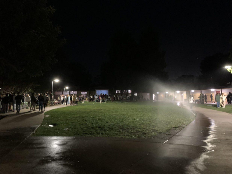 Lights, Camera, Sprinklers