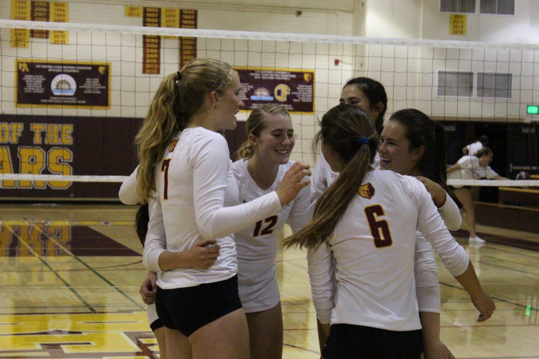 M-A Volleyball Loses Hard-Fought Preseason Match Versus St. Ignatius