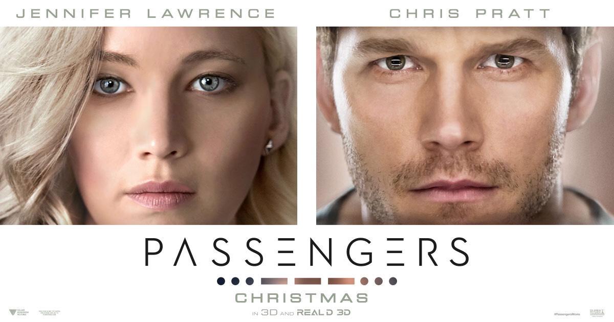 """Passengers:"" A Creative Sci-fi Romance"