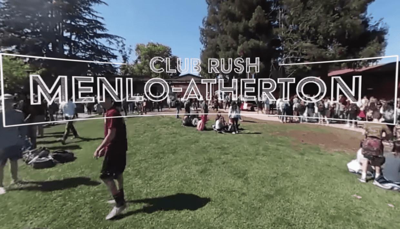 Club Rush in 360