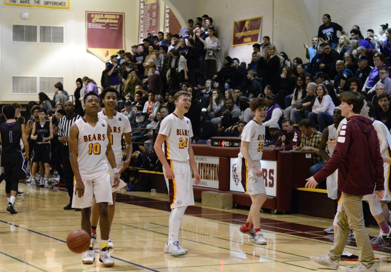 Boys Basketball Gets Revenge Against Sequoia