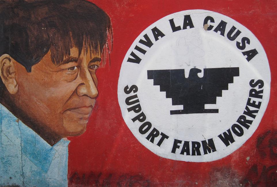 Remembering the Legacy of César Chávez