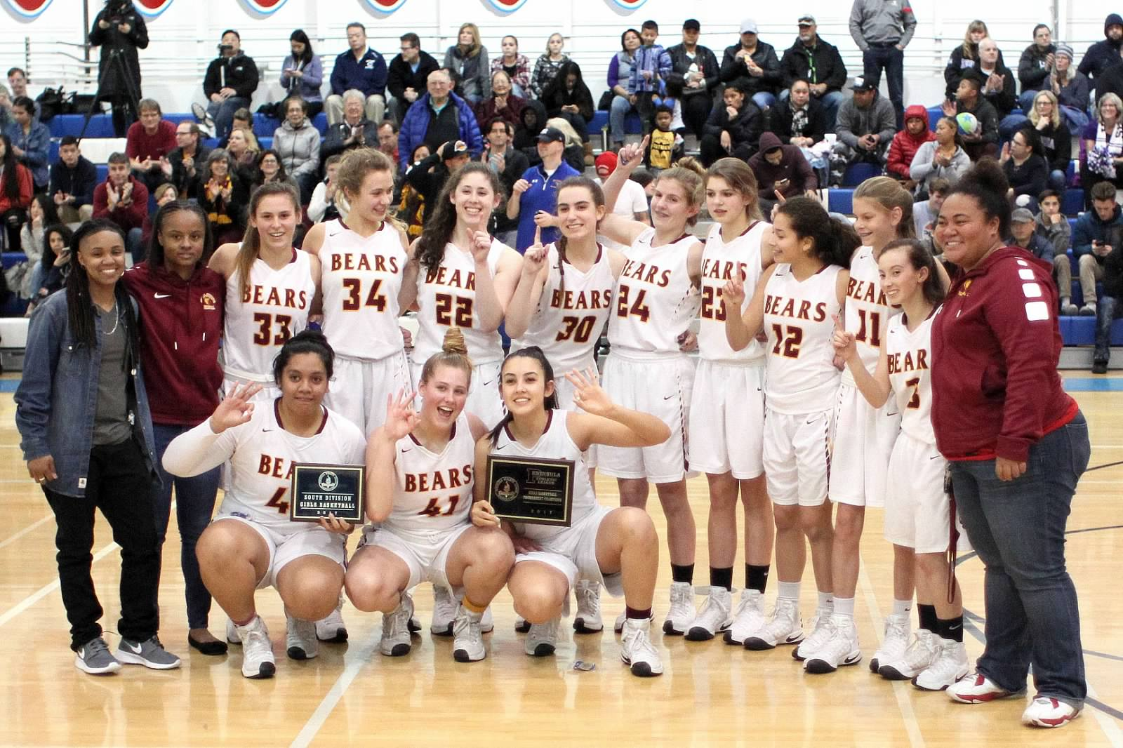 Girls Basketball ends the year with another successful season