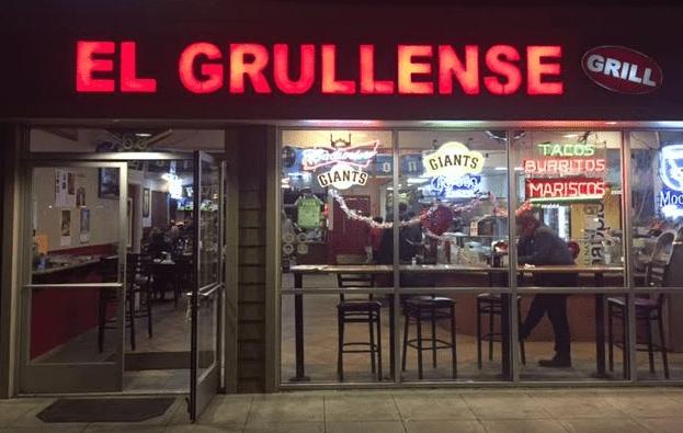 Bear Bites: El Grullense Grill in Redwood City