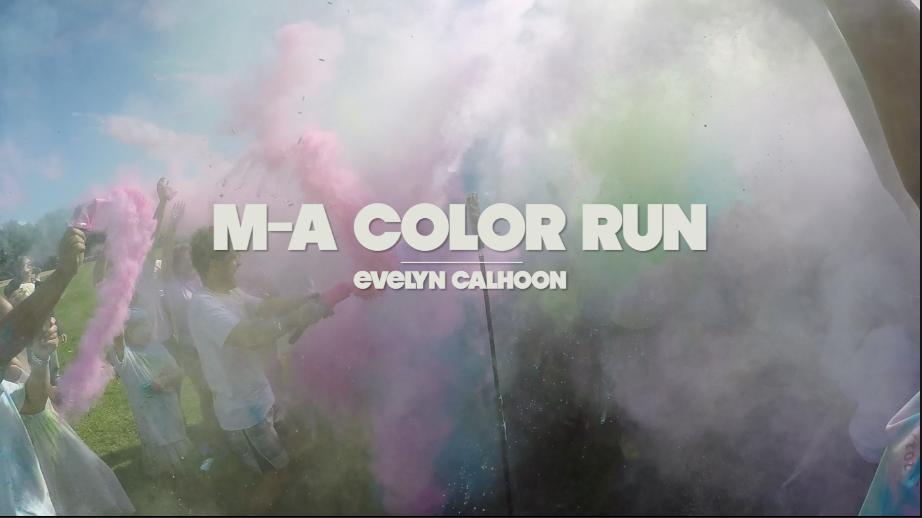 Menlo-Atherton Color Run