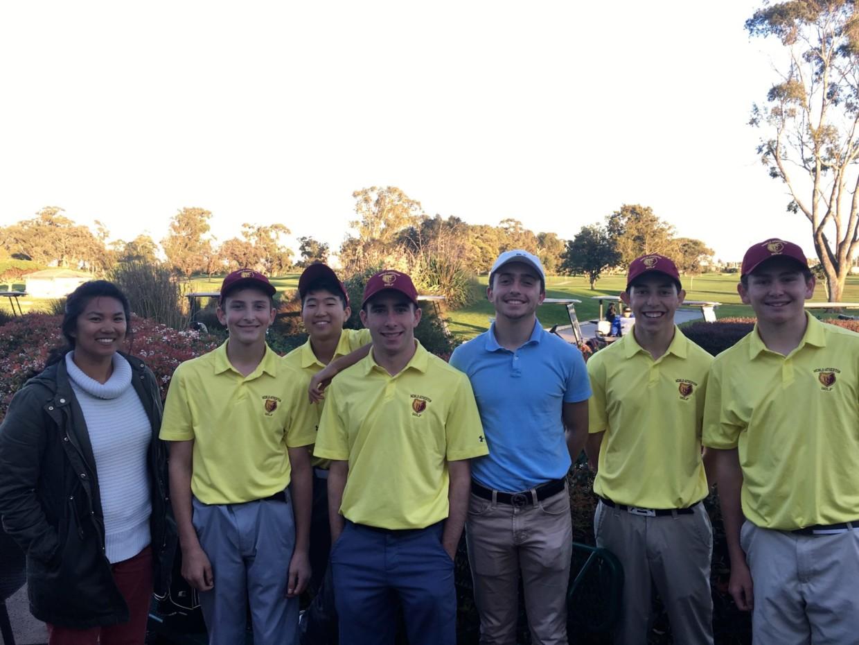 Boys Golf has Another Undefeated Season