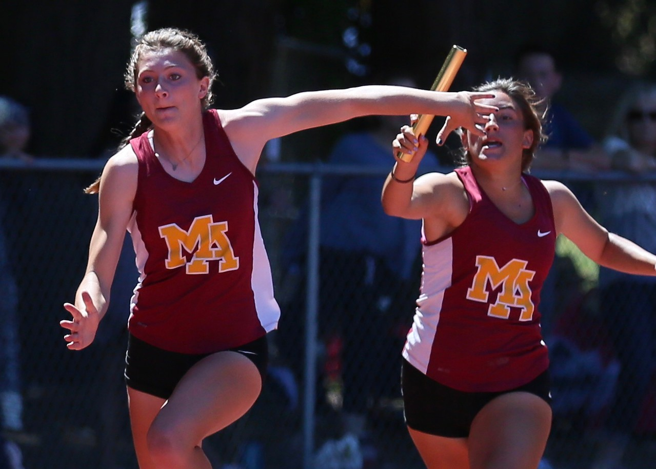 Bears Track and Field Toughs through Tough Day at CCS Trials