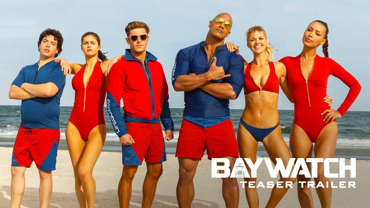 Comedy masquerading as sexism: where Baywatch falls short