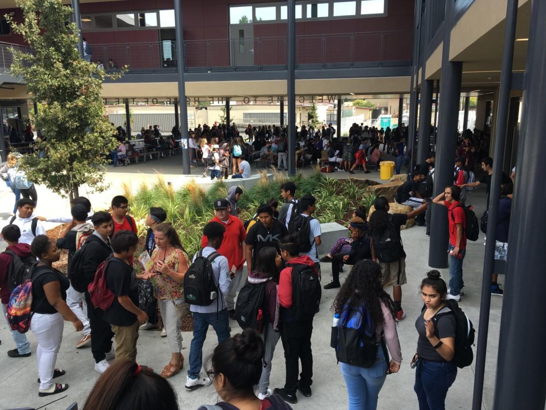 M-A's class of 2018 imparts wisdom to freshman class