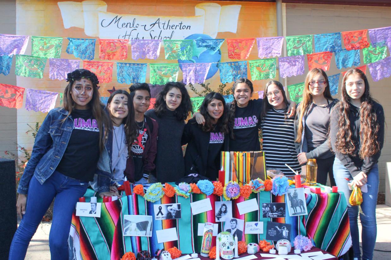 LUMA holds Dia de los Muertos celebration