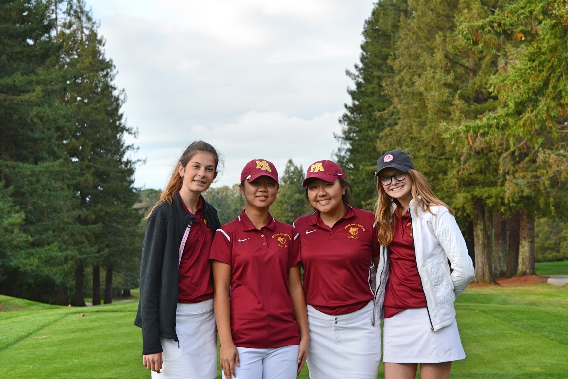 Girls golf caps rebuilding season with new coaches