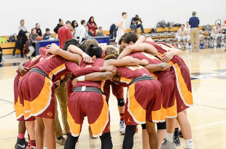 Boys basketball heads into the season with high hopes