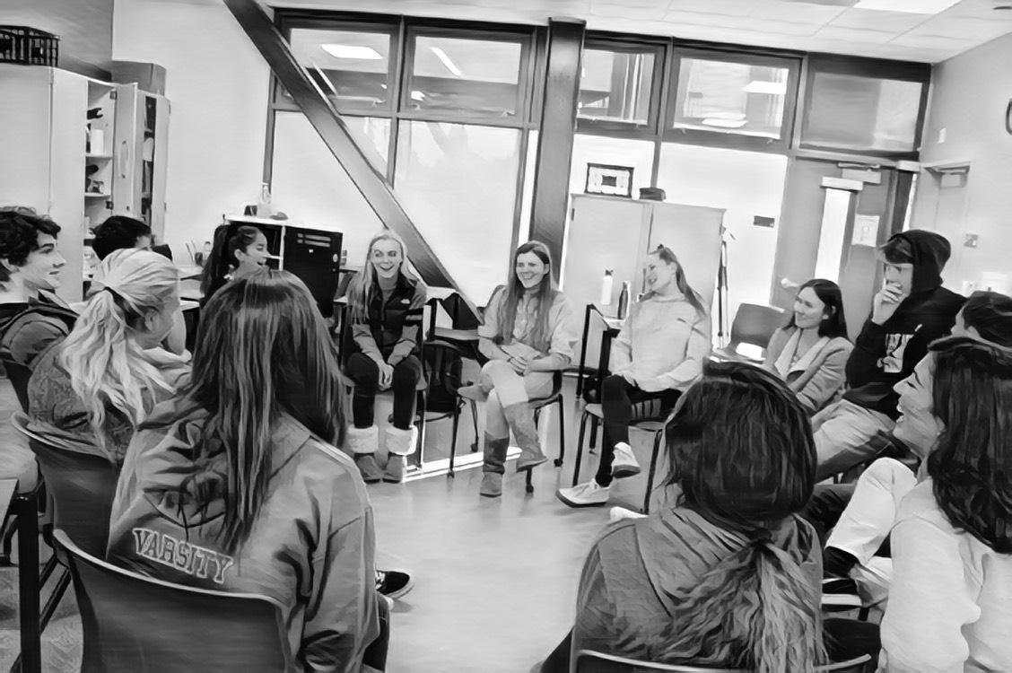Freshman transition community circles pilot restorative practices