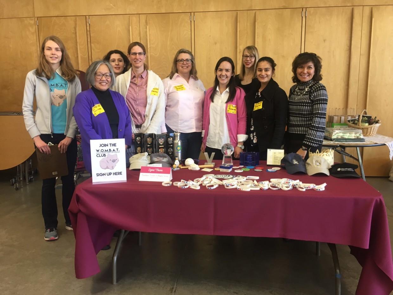 WOMBAT Club hosts STEM fair