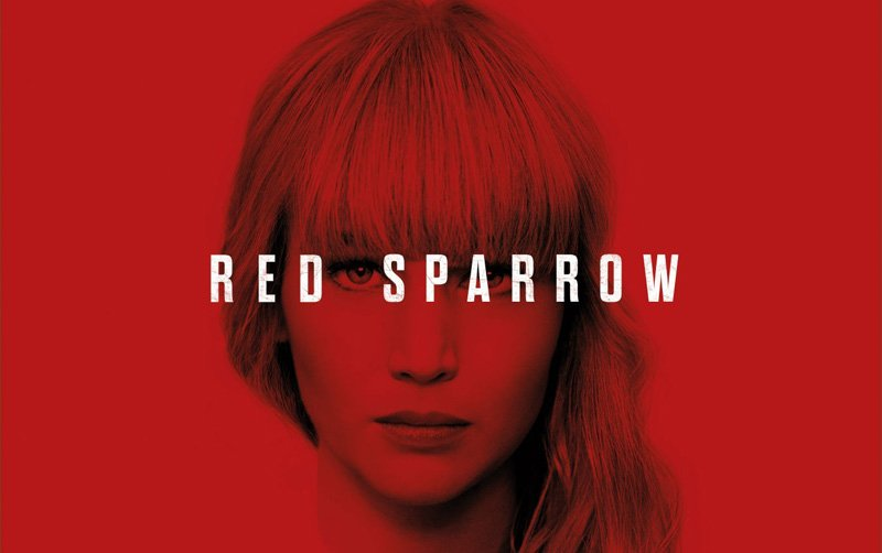 """Red Sparrow"" review: nothing redeeming at all"