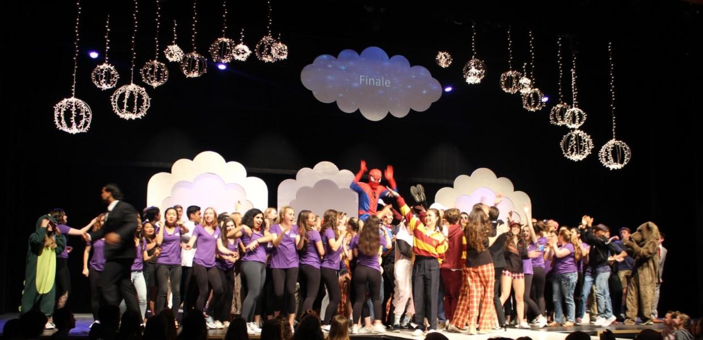"""Dare to Dream Big"" Senior fashion show marks a memorable night for our graduates"