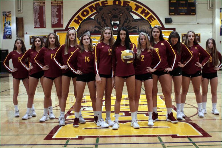 Girls Volleyball Reaches Postseason Form at Midseason