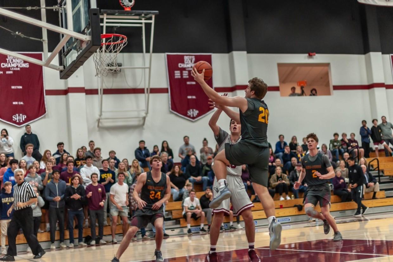 Boys Basketball Clobbers Sacred Heart Prep to open up the Season