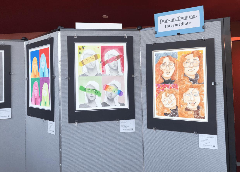 Artistic Expressions Celebrates Student Artwork
