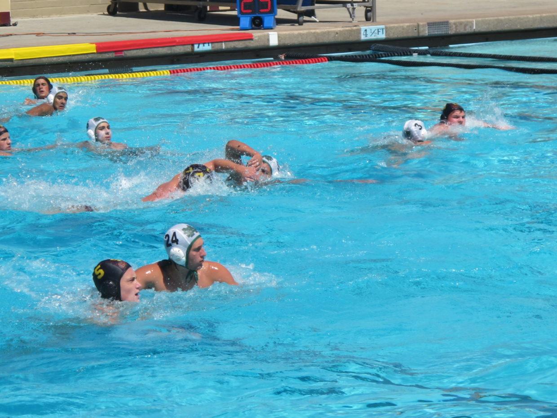 Boys Waterpolo Scrapes a Win in Season Opener