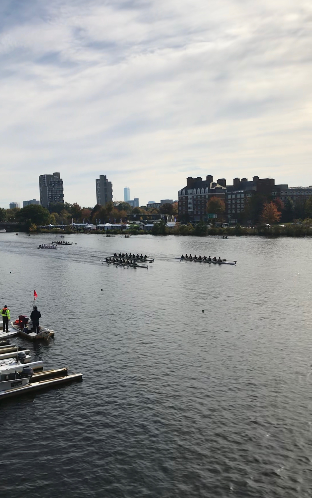 Five M-A Students Travel to Boston to Compete in the Head of the Charles