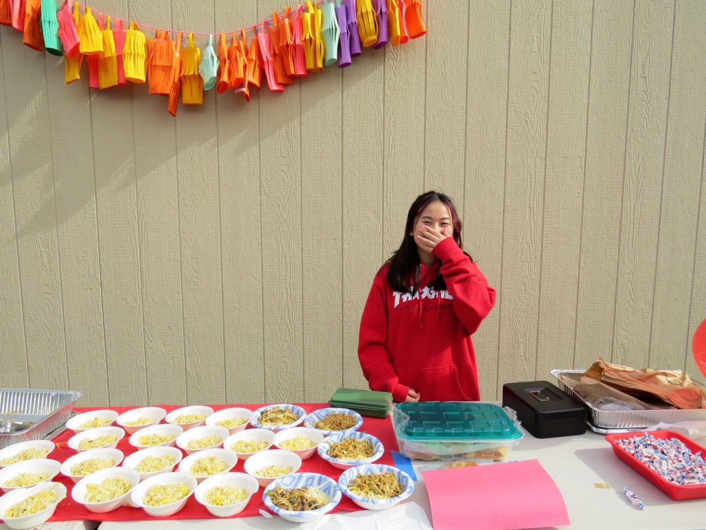 Cultural Clubs Organize Lunar New Year Celebration