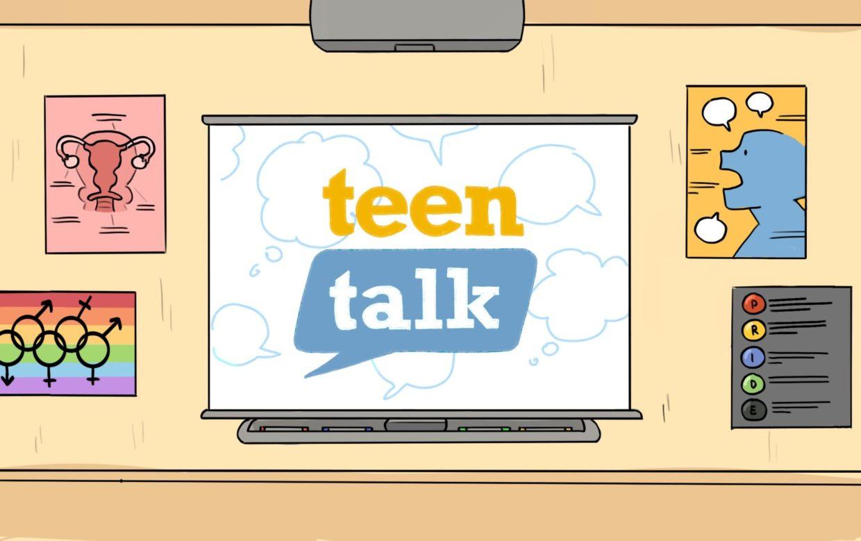Teen Talk Organization Teaches Sex Ed