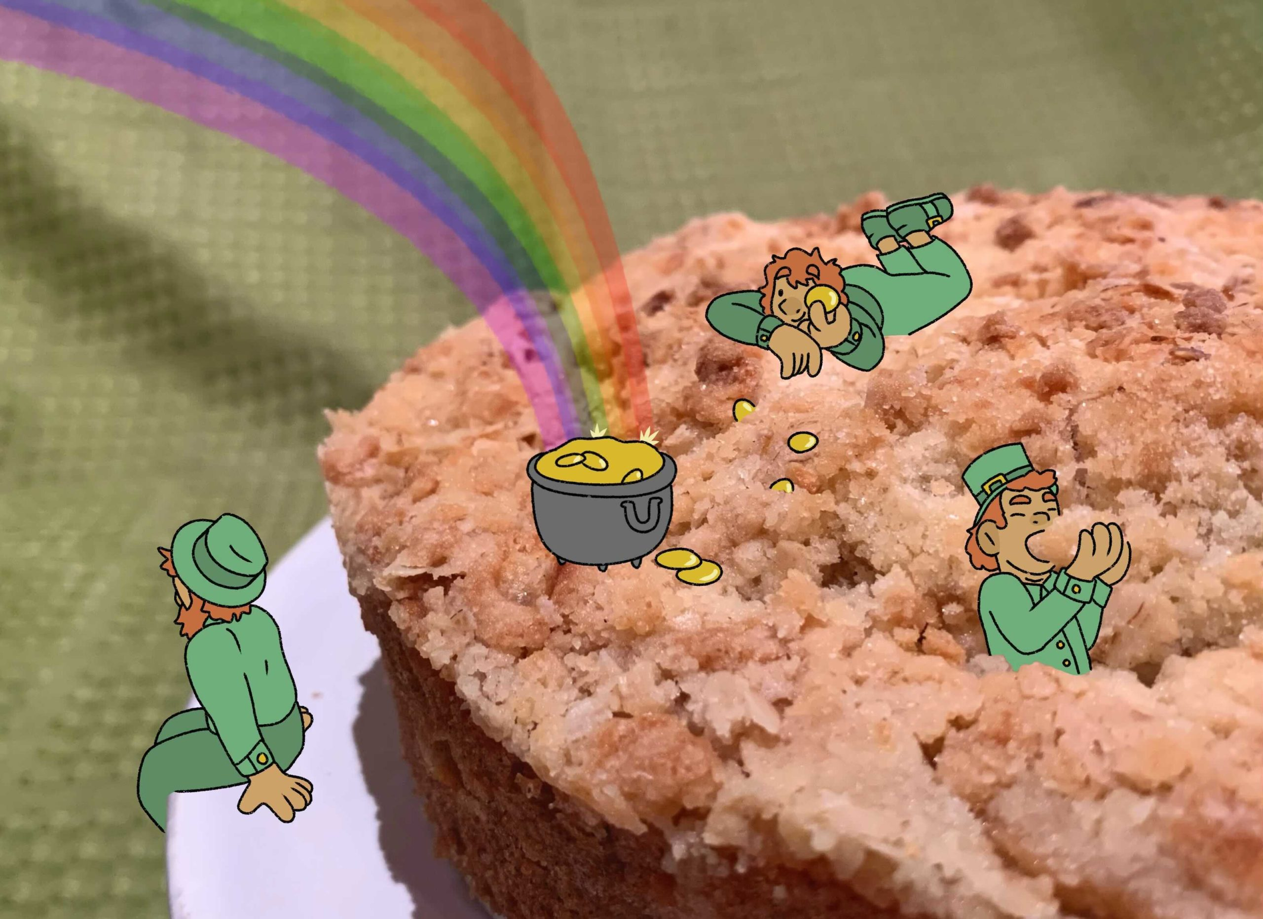 Irish Apple Cake: A Traditional Recipe to Spice Up Your St. Patrick's Day