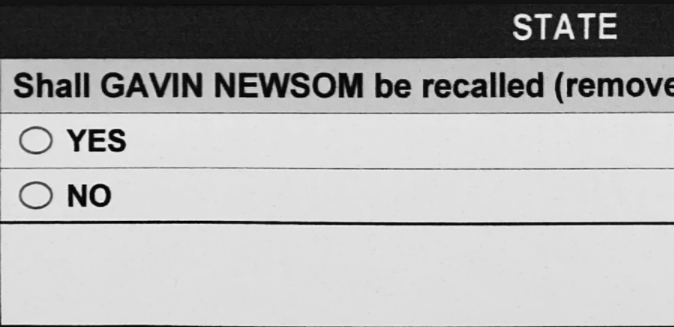 Newsom's Recall Proves Unsuccessful, But Do M-A Students Agree?